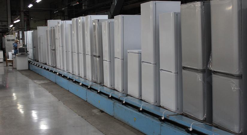 Купить недорогой холодильник со склада в Москве с доставкой