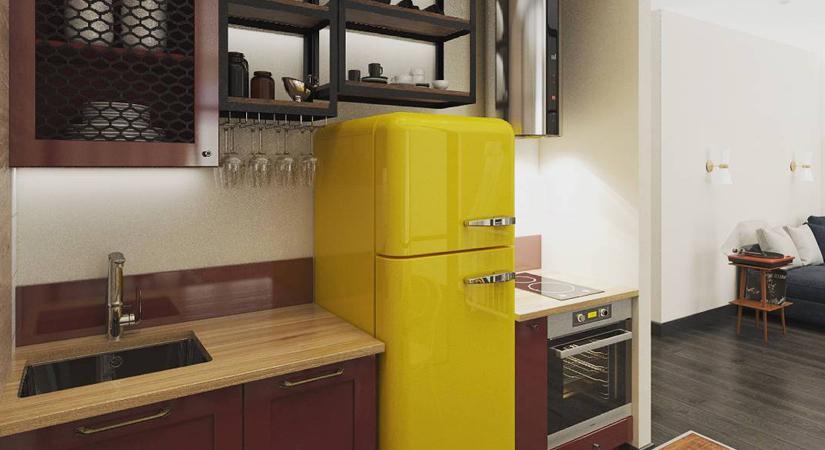 Купить недорогой небольшой холодильник бу в Москве